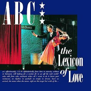 ABC - The Lexicon Of Love - Cover Art - 1982