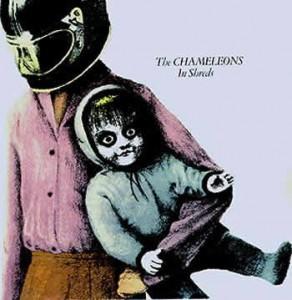 The Chameleons - In Shreds 7 inch