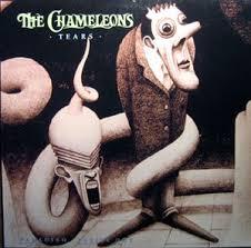 The Chameleons - Tears 7 inch Cover Art - 1986